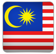 Malay Language Flag logo