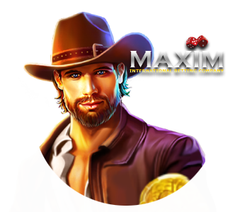 Maxim Slot Game logo